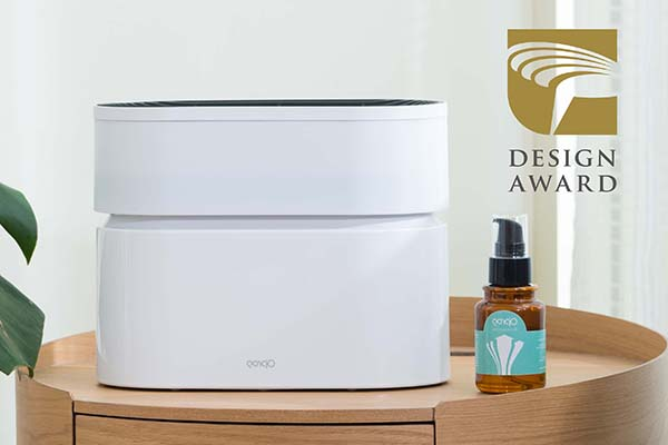 Smart Air Purifier Golden Pin Award